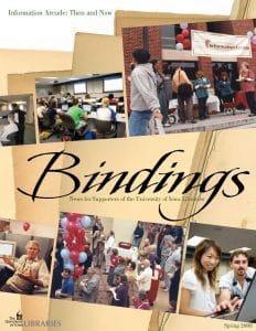 Cover of Bindings - Spring 2008