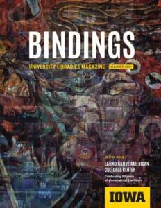 Cover of Bindings - Summer 2021