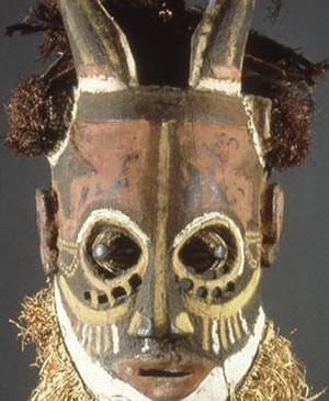 Bushoong mask, undated