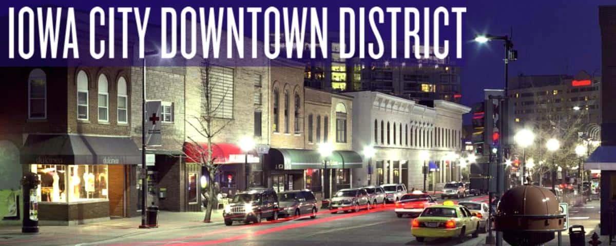 Iowa City Downtown District