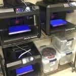Makerbots Electronic Shop
