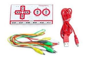Circuits: MaKey MaKey Kit