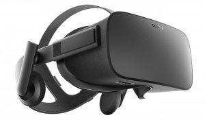 Oculus Rift Controllers