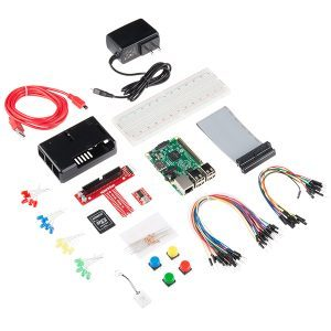 Programming: Raspberry Pi Starter Kit