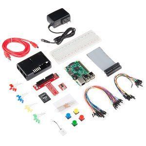 Programming: Raspberry Pi Starter Kit