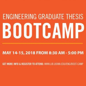 Thesis Boot Camp