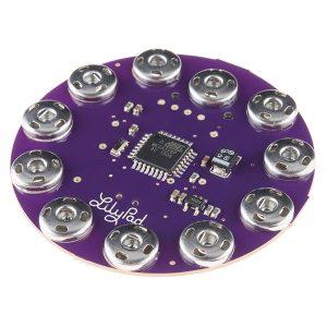 Circuits: Lilypad Snap
