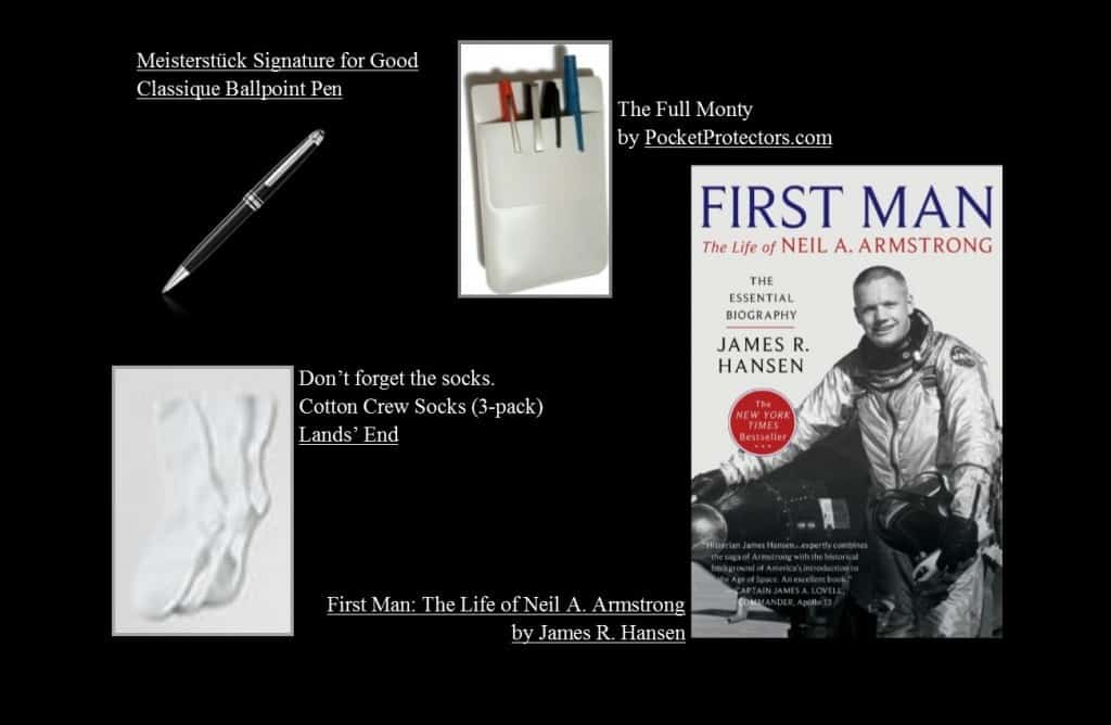 The Neil Armstrong Gift package