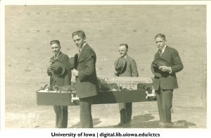 MECCA Parade Pallbearers, 1919