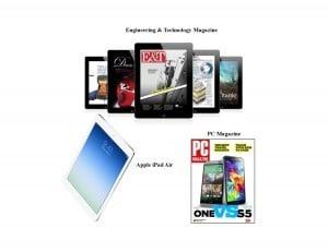 iPad Magazine gift