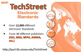 TechStreet Electronic Standards