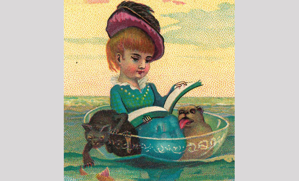 Victorian tradecard