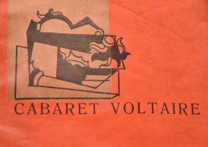 Cabaret Voltaire. Edited by Hugo Ball. Zurich, 1916.