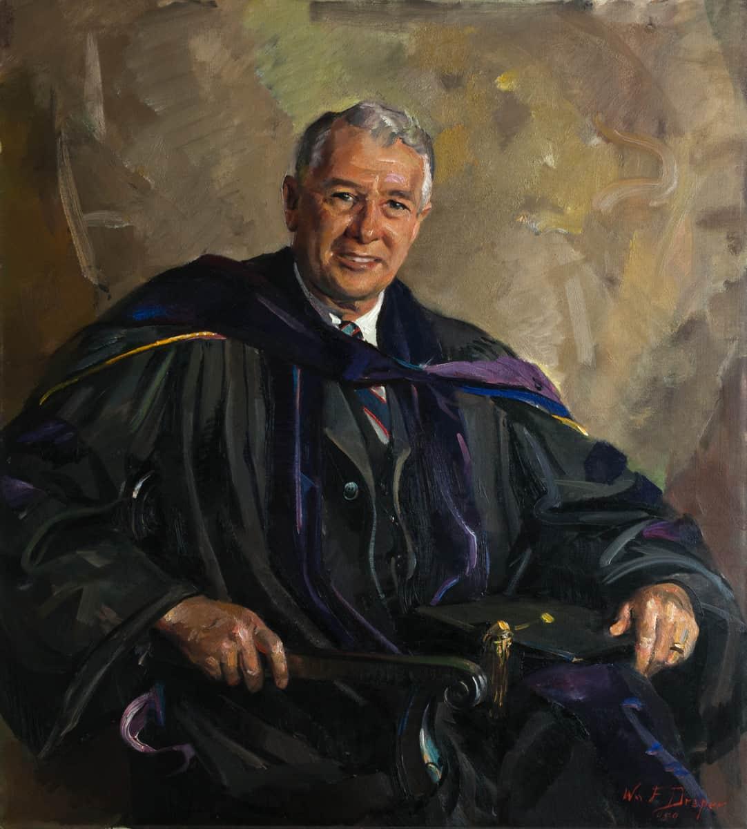 Virgil Melvin Hancher