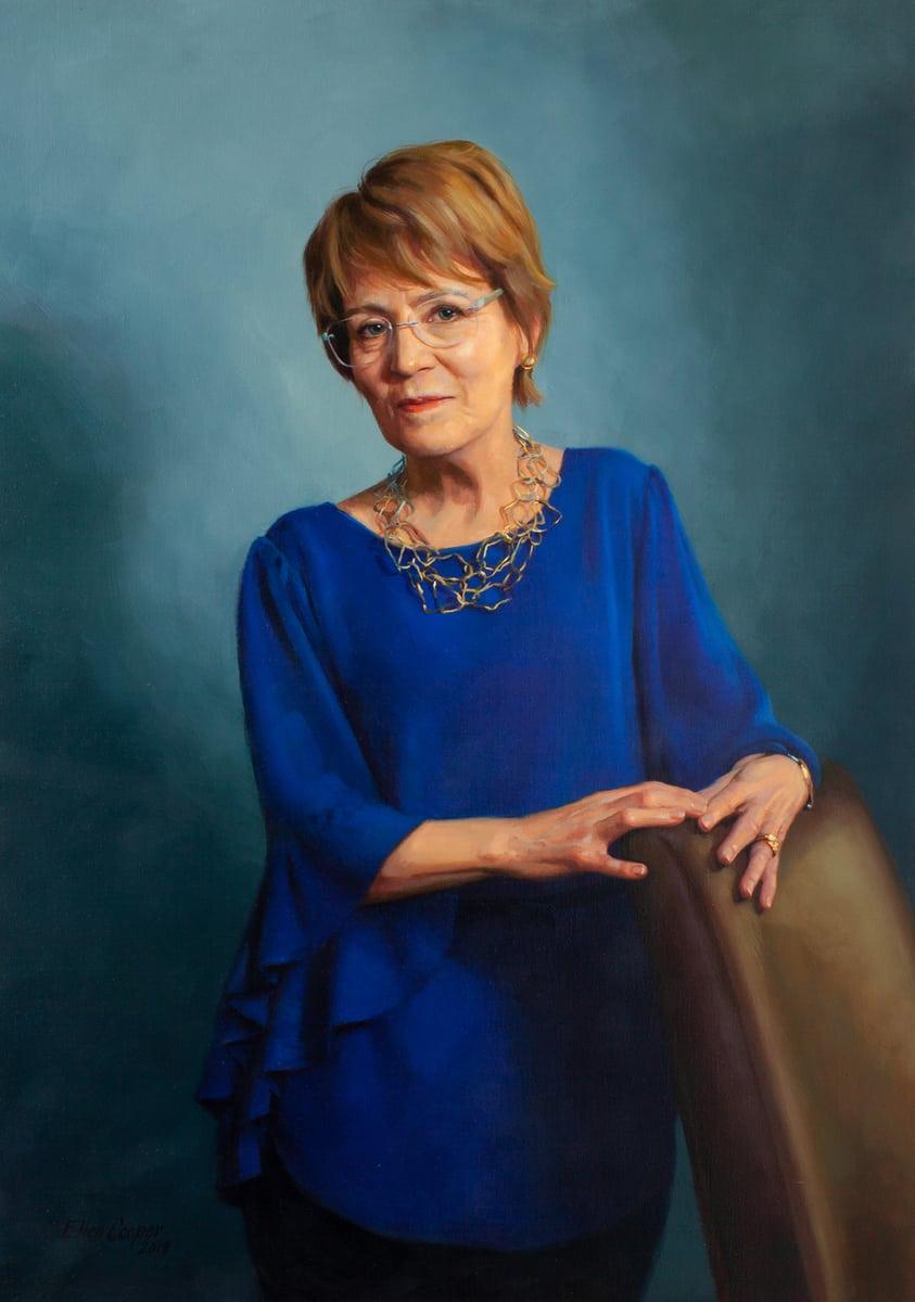 Mary Sue Coleman (1995-2002)
