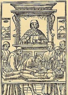Surgery, Johannes de Ketham