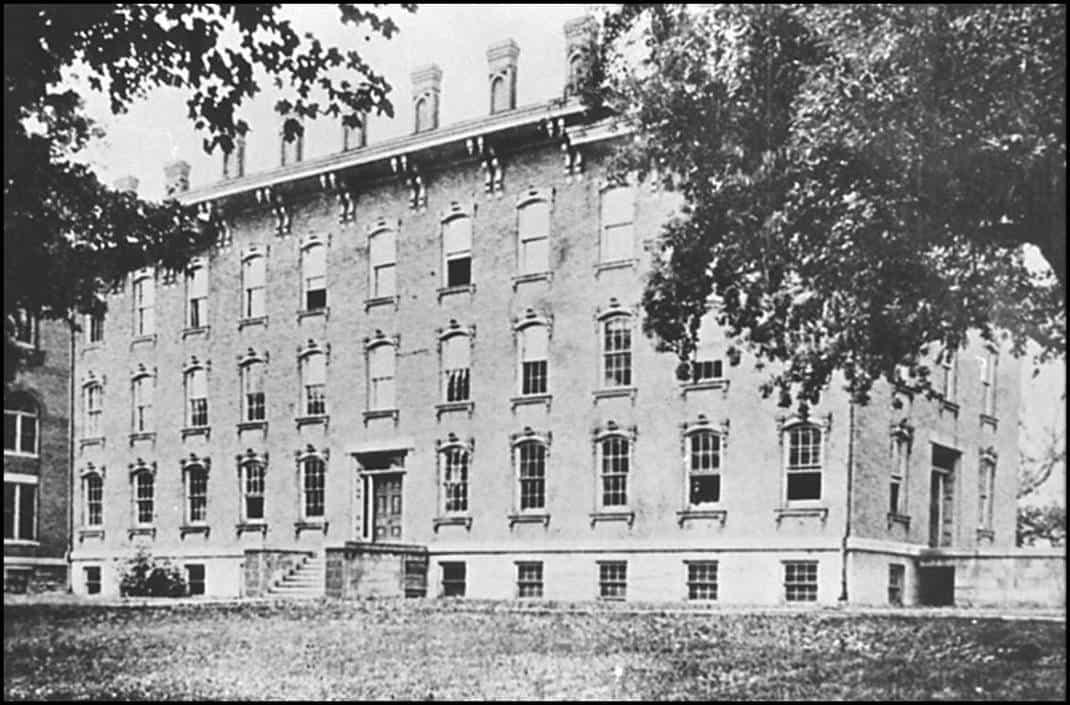 South Hall 1864-1882