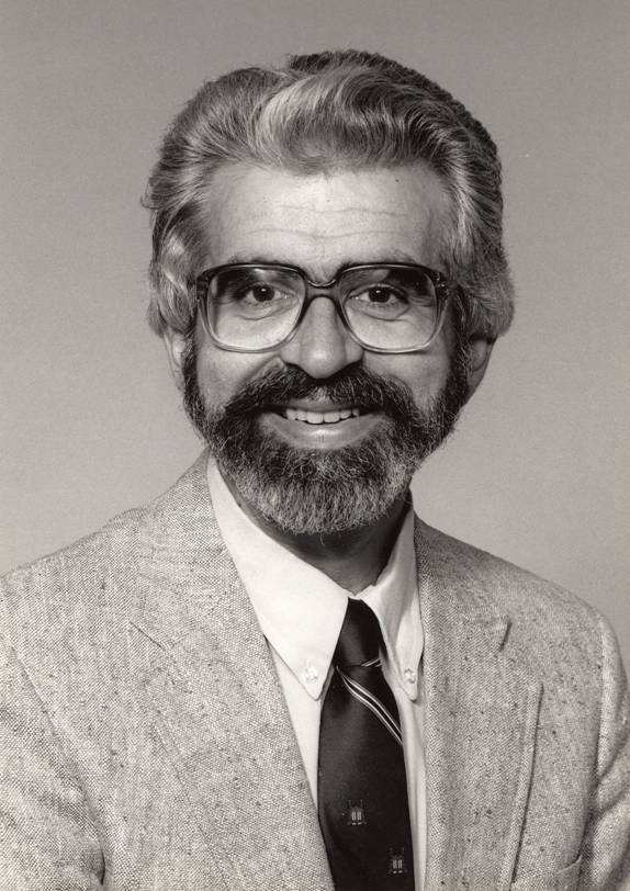 David Curry, Director, Hardin Library for the Health Sciences, 1975-1997