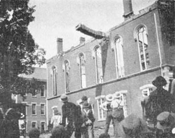 North Hall, 1901-1902