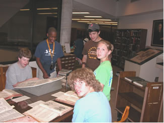Access to the collection of  the John Martin Rare Book Room, Hardin Library for the Health Sciences, The University of Iowa Libraries