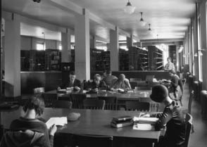 Psychology Library History Of The Libraries The