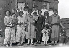 Diaz family, Fort Madison, Iowa