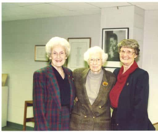 Mary Louise Smith, Louise Noun, Beverly Everett