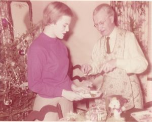 George Benson & Peggy, 1950s