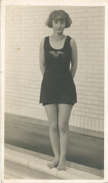 Photo of Mildred.