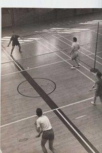 Badminton, 1939