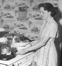 The Evelyn Birkby Collection of Radio Homemakers Materials