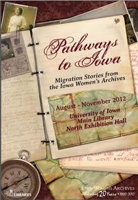 Pathways to Iowa Exhibit
