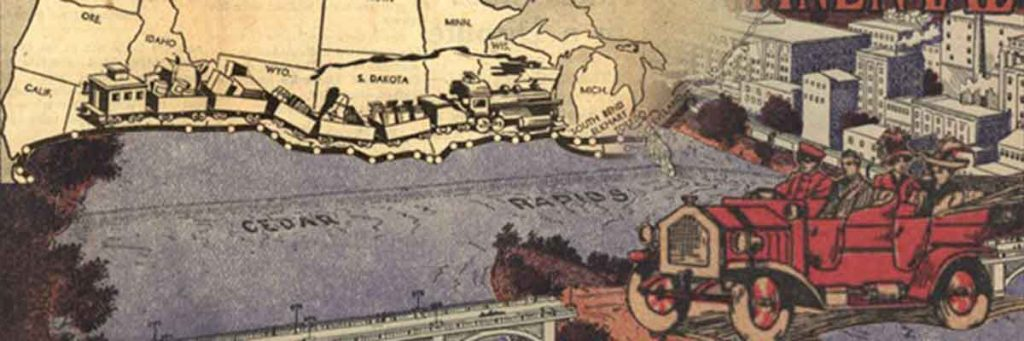 Map Collection - The University of Iowa Libraries