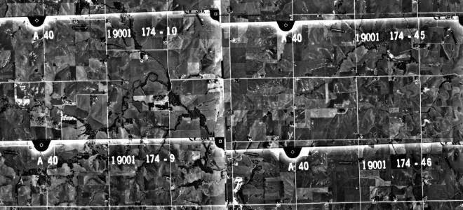 Aerial Photographs of Iowa