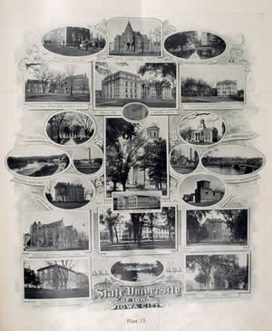 UI buildings in 1904