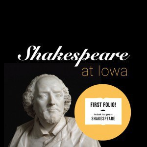 Banner image for Shakespeare at Iowa exhibition