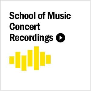 school of music recordings
