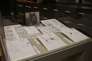 Louis Scarborough's Drawings