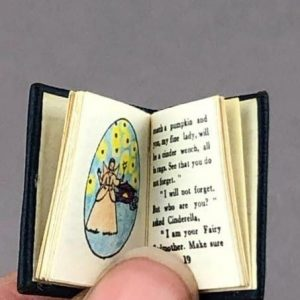 Tiny Cinderella book