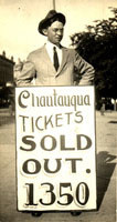 What Was Chautauqua? essay images