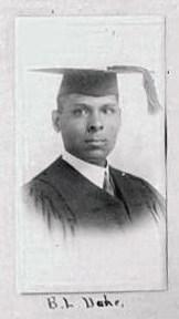 Blaise L. Duhe, UI Pharmacy class of 1911