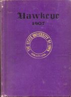 Hawkeye annual cover, 1907