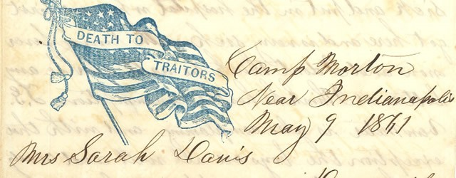Help transcribe Civil War diaries