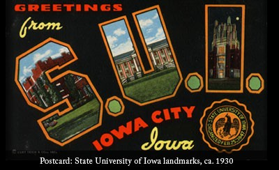University of Iowa Archives