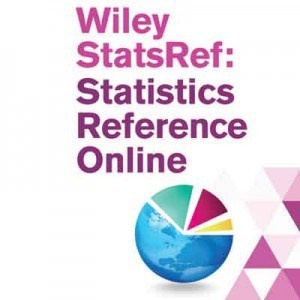 Wiley StatsRef: Statistics Reference Online