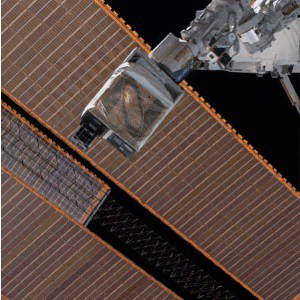 CubeSats deployed from International Space Station
