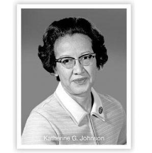 Image of Katherine Johnson