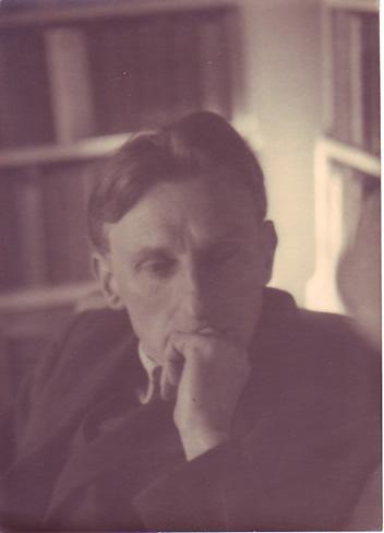 Edmund Blunden yalding