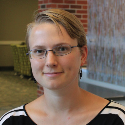 Nikki White, Digital Humanities Research & Instruction Librarian
