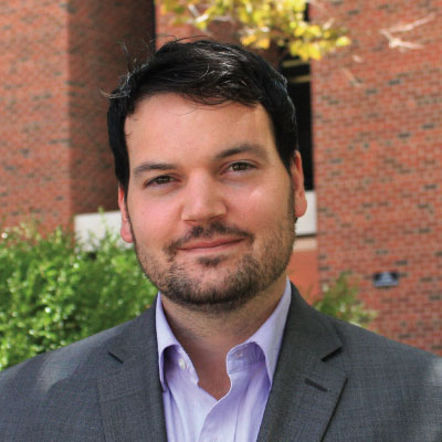 Robert Shepard, GIS Specialist